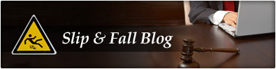 Slip and Fall Blog